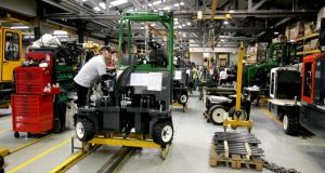 irish-manufacturing-hits-15-year-high-in-boost-to-recovery
